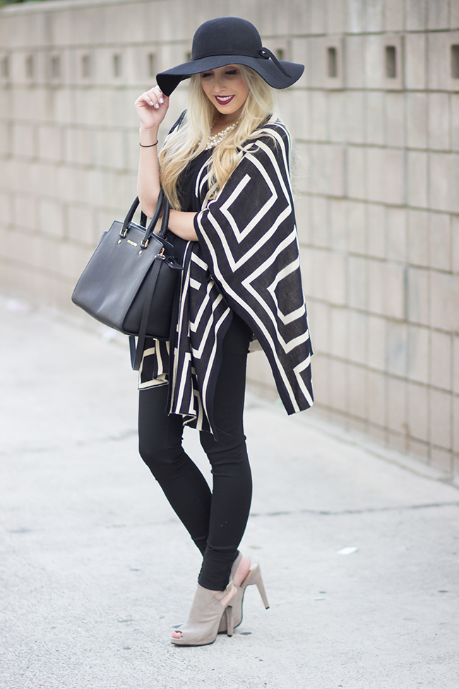 Two Toned Cardigan: Ami Clubwear