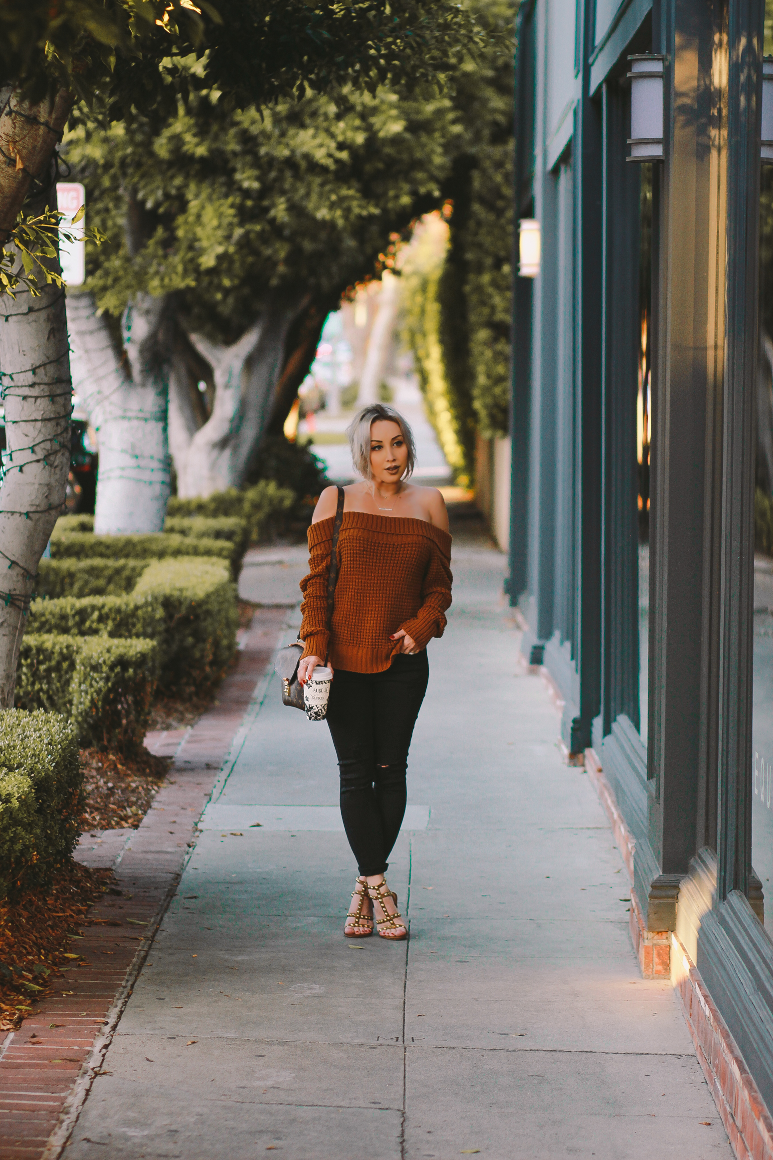 Blondie in the City | Comfy Nordstrom Sweater