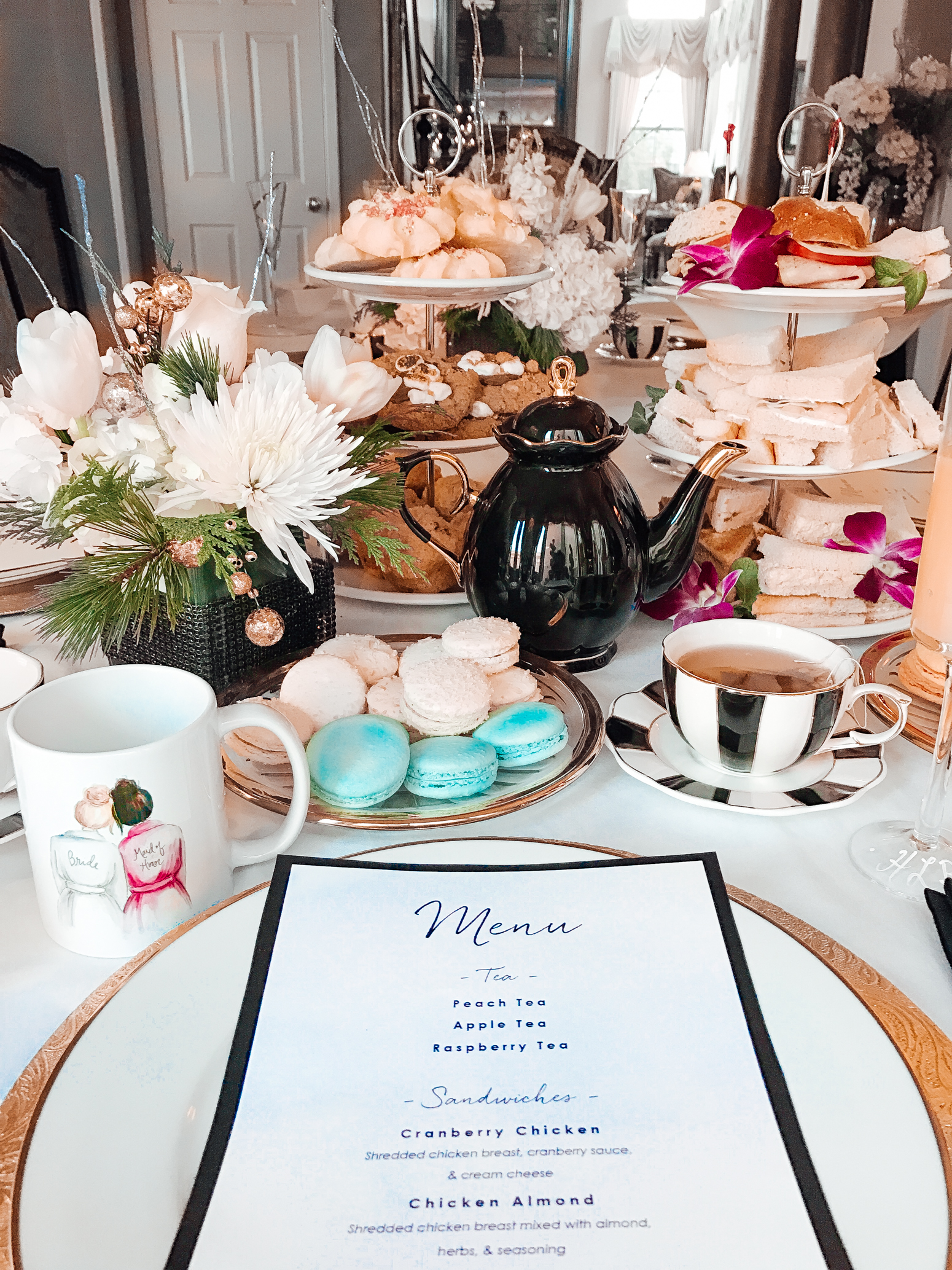 Blondie in the City | Let's Have Tea With The Bride To Be | How To Ask Your Bridesmaids
