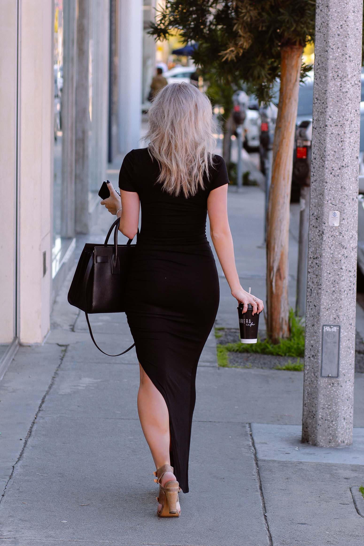 Blondie in the City | LA Fashion Blogger