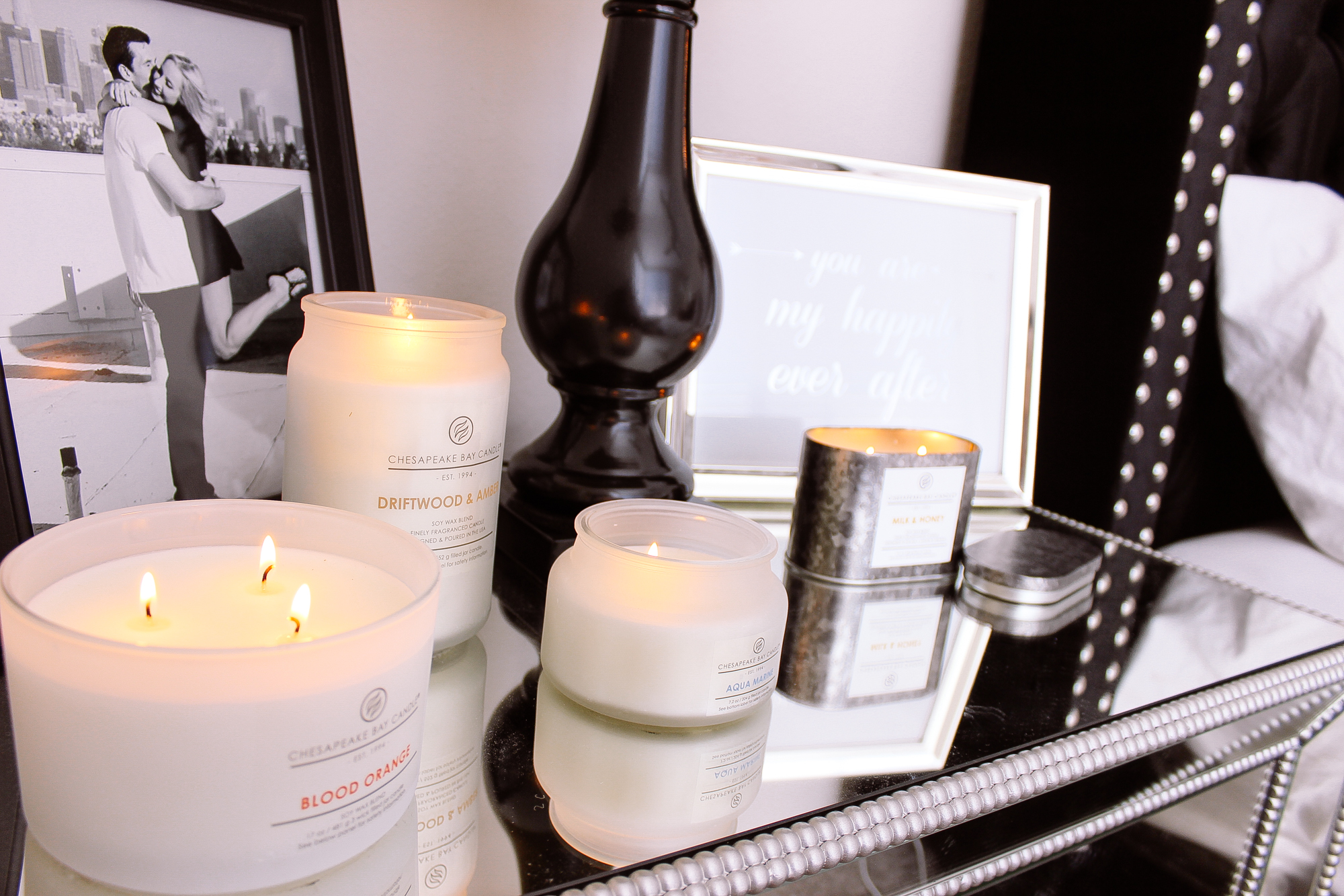 Blondie in the City At Home | Bedroom Decor | Chesapeake Candles