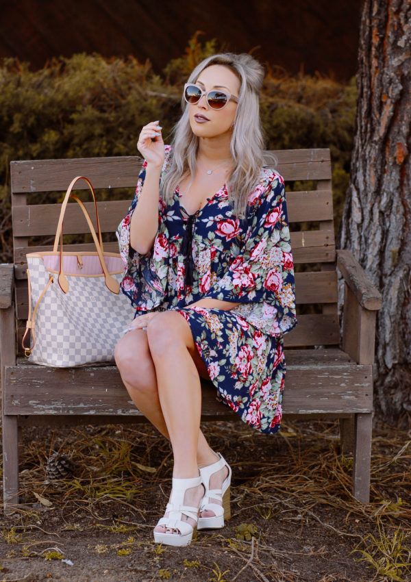 The Must-Have Floral Dress This Spring