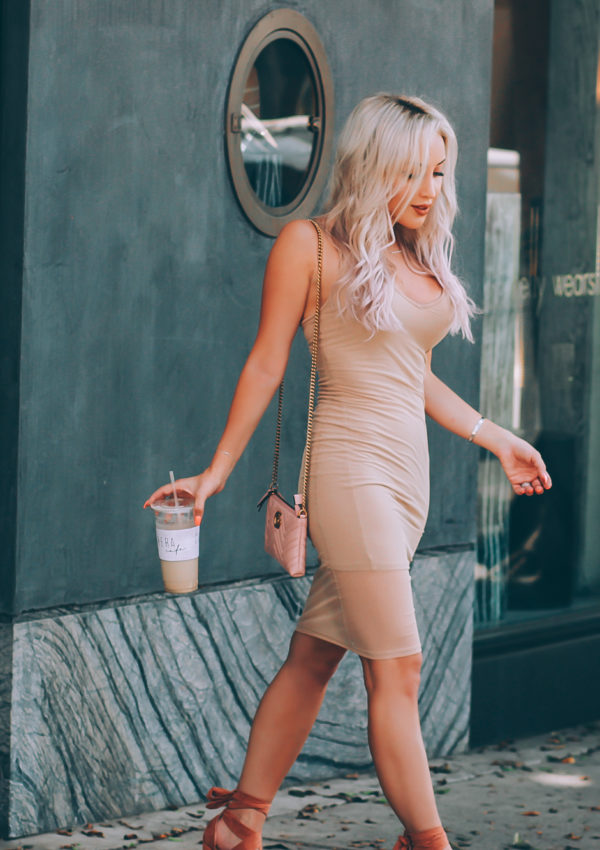 The Nude Dress That Will Turn Heads