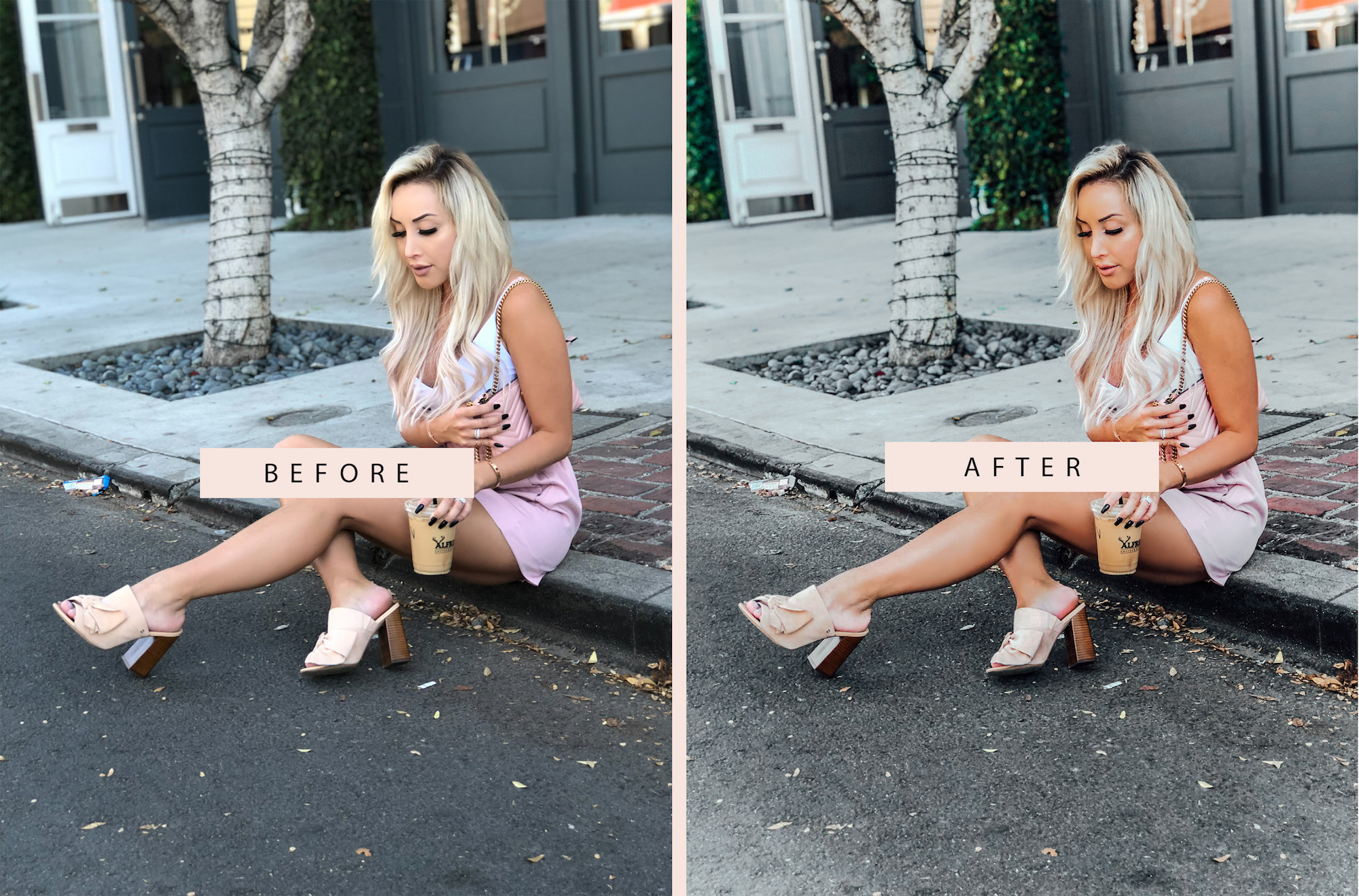 Lightroom Presets | How I Edit My Instagram Photos | Instagram Filters | Blondie in the City