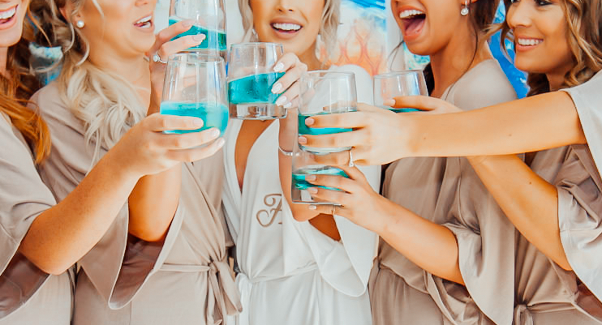 Something Borrowed, Something Blue | Wedding Day | Bridesmaids | Wedding inspo | Blondie in the City