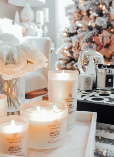 Holiday's At Home With Chesapeake Bay Candles