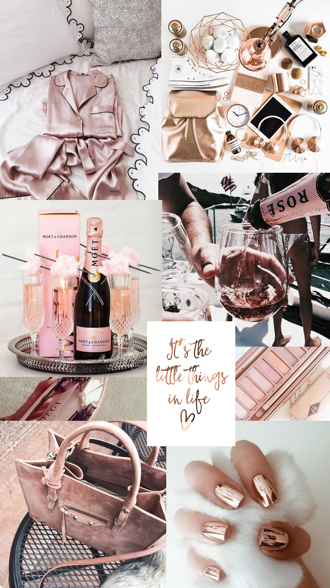 Hayley Larue Pinterest inspo   All things pink & rose gold