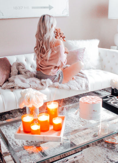 Valentine's Day Vibes w/ Chesapeake Bay Candle