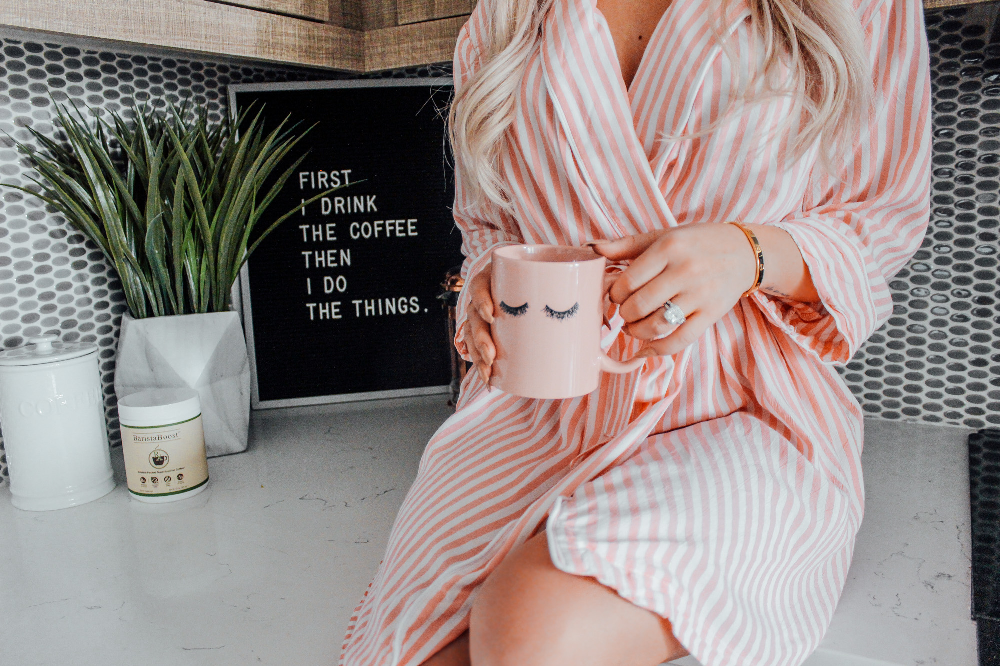All About Barista Boost - Why I'm Obsessed & Why You Will be Too | Morning Coffee | Blondie in the City by Hayley Larue