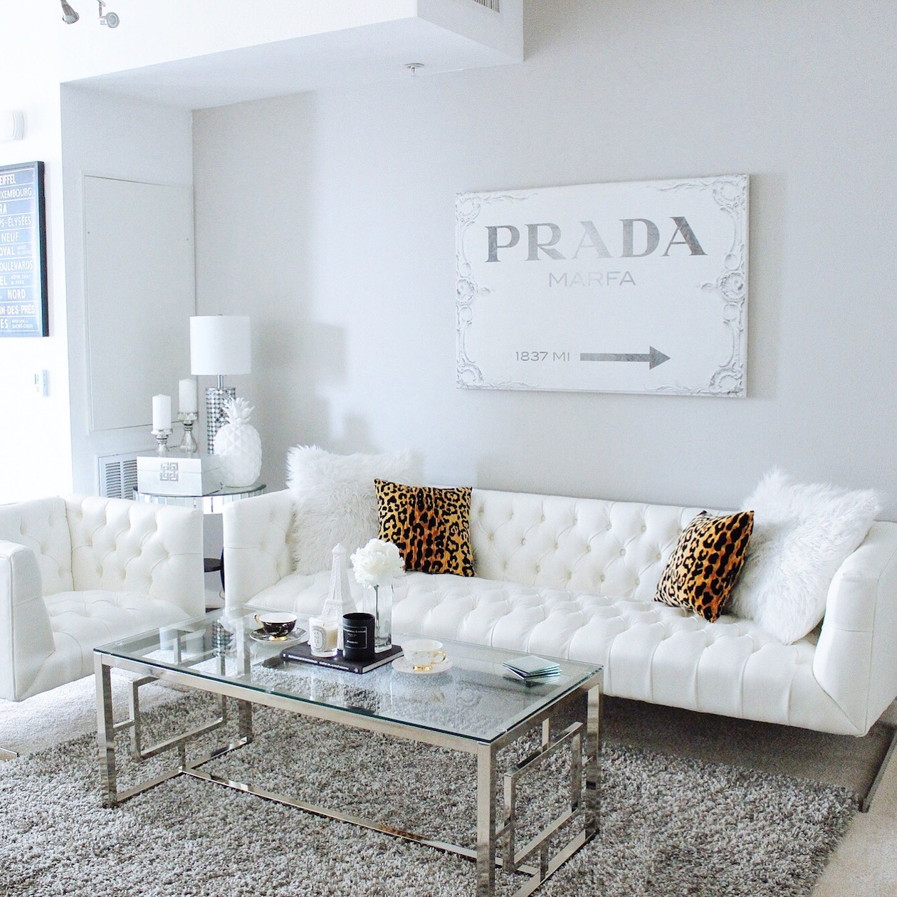 99 Beautiful White And Grey Living Room Interior: Instagram Diaries 004