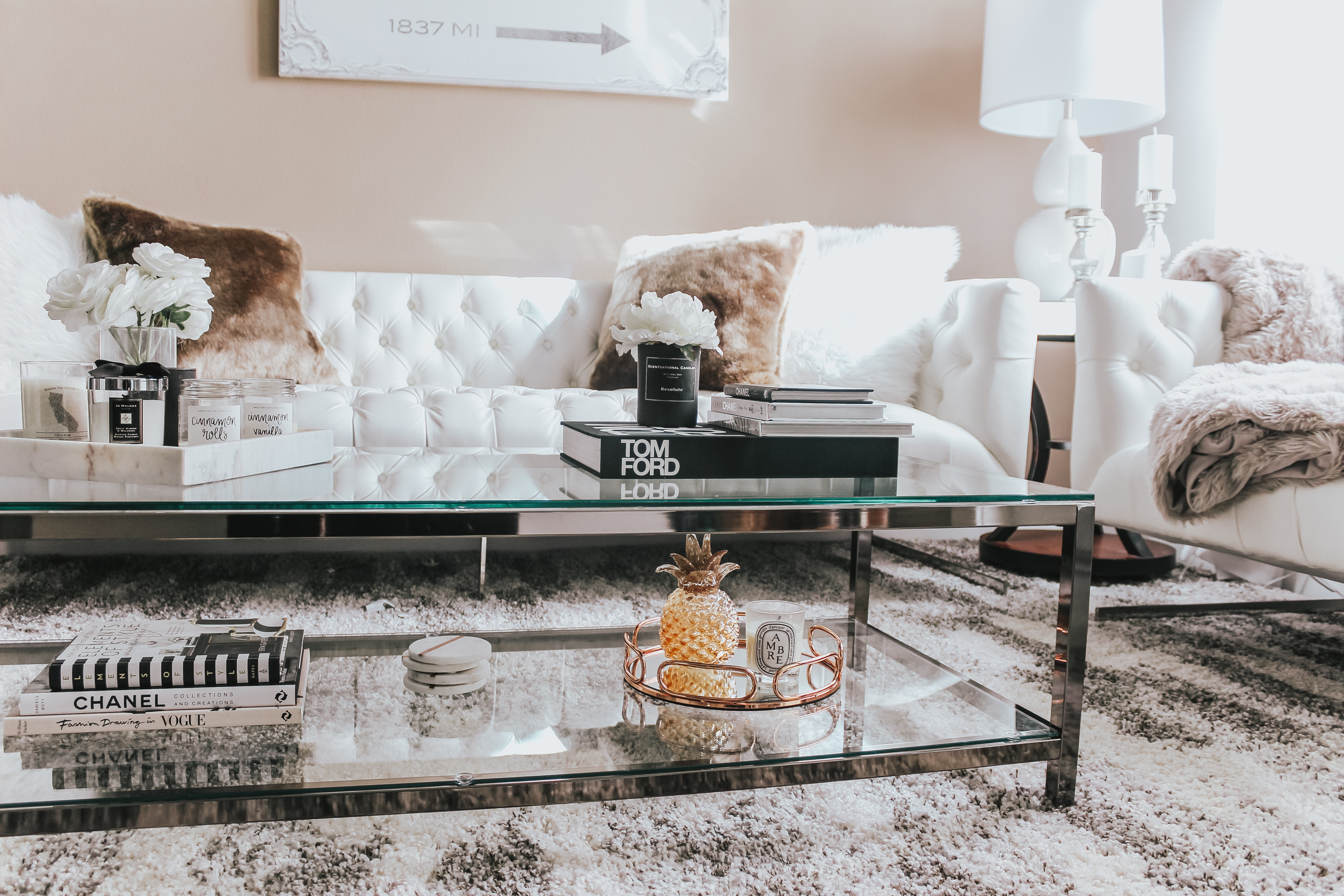 7 Tips For Styling Your Coffee Table Books