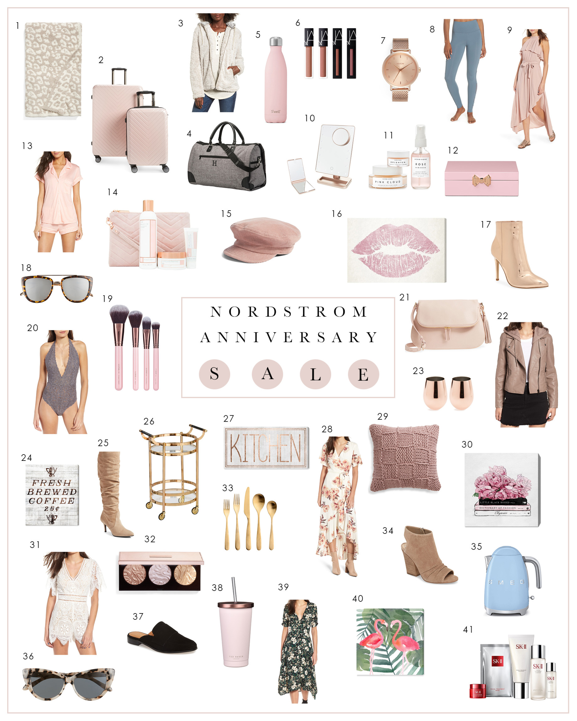 3d933a6495 Nordstrom Anniversary Sale 2018 | Early Access | Summer Shopping Spree | # Nordstrom | Blondie